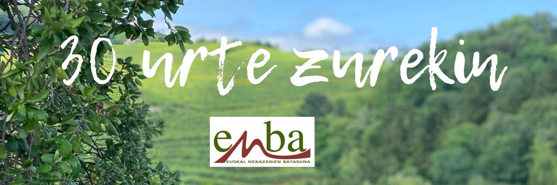 ENBA: 30 urte, 1991-2021, baserritar profesionalak babesten