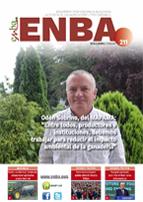 Ya está en la calle el número de Verano de la Revista ENBA